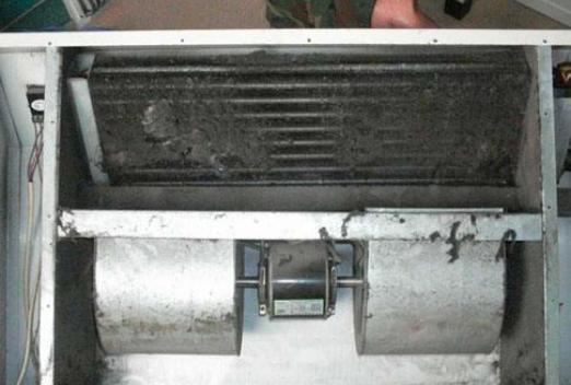家用中央空调不清洗比马桶还脏,快看看你家吧!-焦点中国网