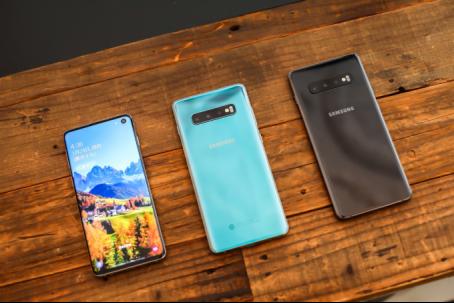 突破性變革引關注 三星Galaxy S10創新科技大受歡迎